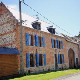 Gîte des Lavandières (4 à 12 personnes) - Location de vacances - Fontaine-lès-Vervins