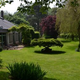 Le jardin - Location de vacances - Guise