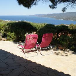 Terrasse - Location de vacances - Propriano