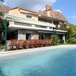 Villa Ker Fiorita et le Mont Gozzi - Location de vacances - Afa