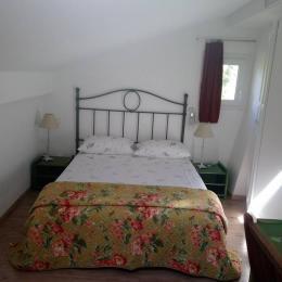 Chambre étage 2 - Location de vacances - Afa
