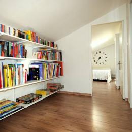 Espace enfant étage 2 - Location de vacances - Afa