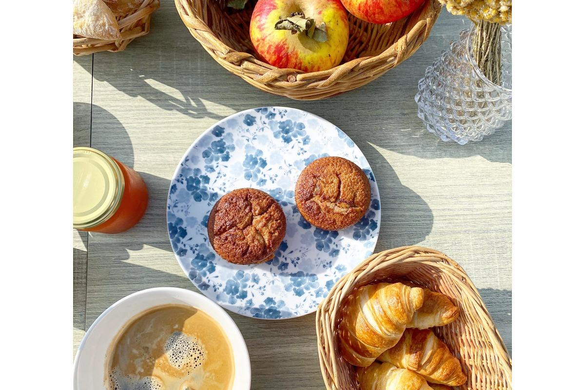 Petit-déjeuner - Chambre d'hôtes - Bastelica