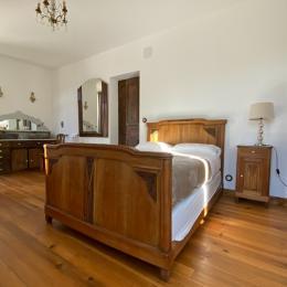 La chambre  - Chambre d'hôtes - Bastelica