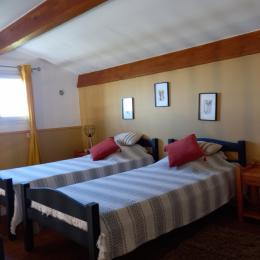 Mezzanine 2 lits en 90 - Location de vacances - Serra-di-Ferro