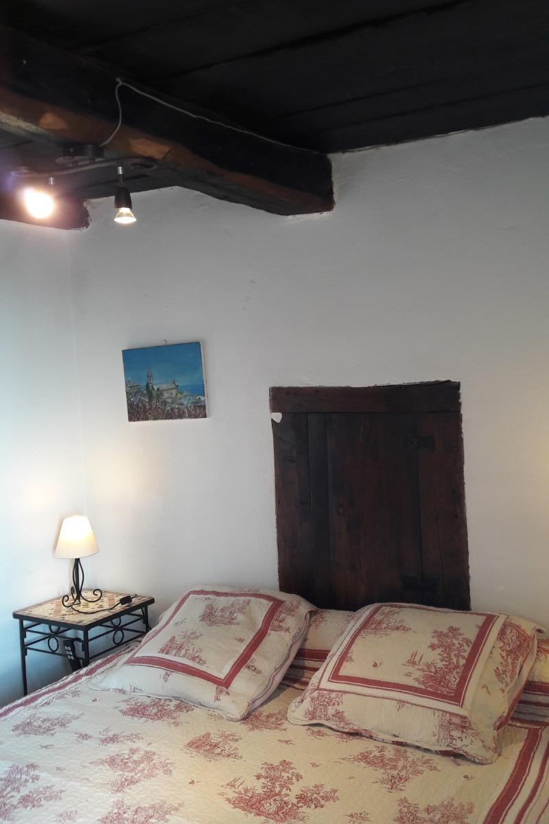 chambre GABRIEL avec lit 160 cm (ou 2 lits 80 cm) - Chambre d'hôtes - Santa-Maria-di-Lota