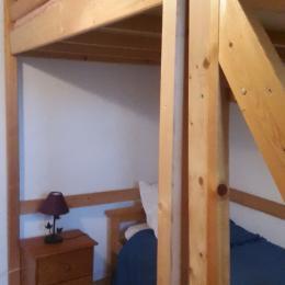 vue de la terrasse - Location de vacances - Ville-di-Paraso