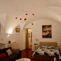 La pièce voûtée - Location de vacances - Bastia
