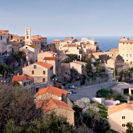 location vacances Corse Balagne - Location de vacances - Monticello