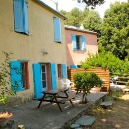 Gite et terrasse - Location de vacances - Ersa