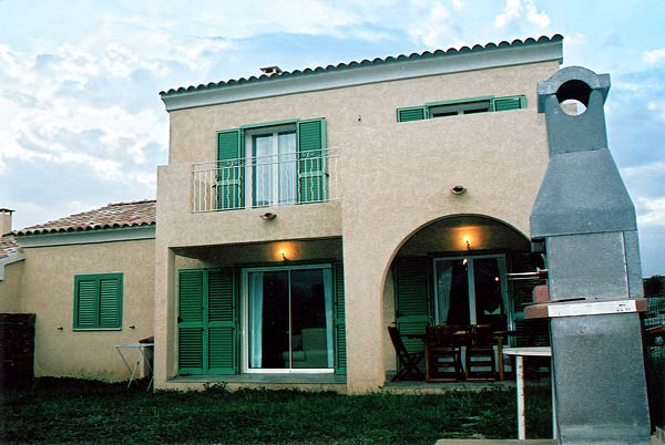 Villa CARLA, location vacances à Oletta - Clévacances