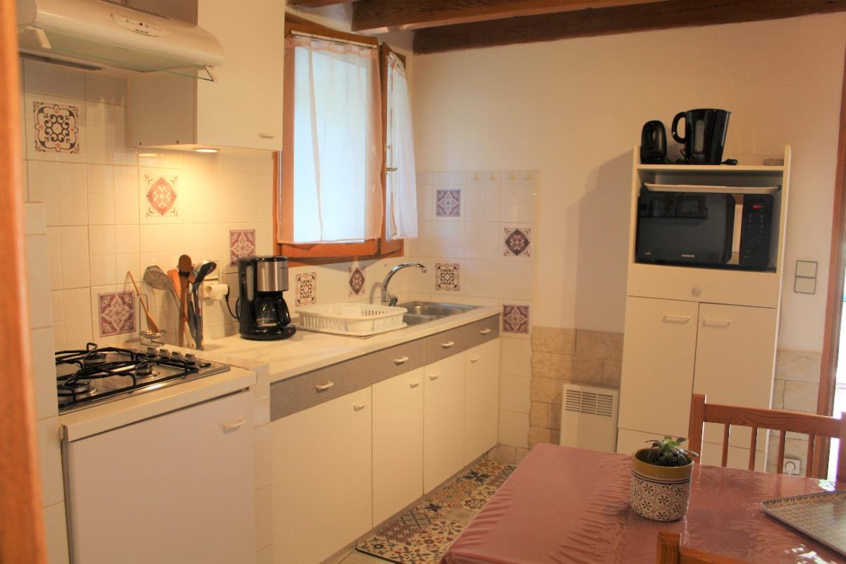 cuisine - Location de vacances - Pietracorbara