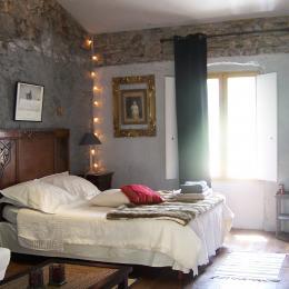La Louve - Chambre d'hôtes - Castirla