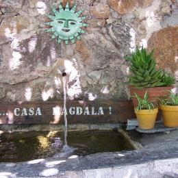 La fontaine - Chambre d'hôtes - Castirla