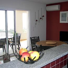 salon/séjour - Location de vacances - L'Île-Rousse