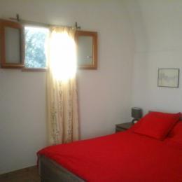 grand lit - Chambre d'hôtes - Belgodère