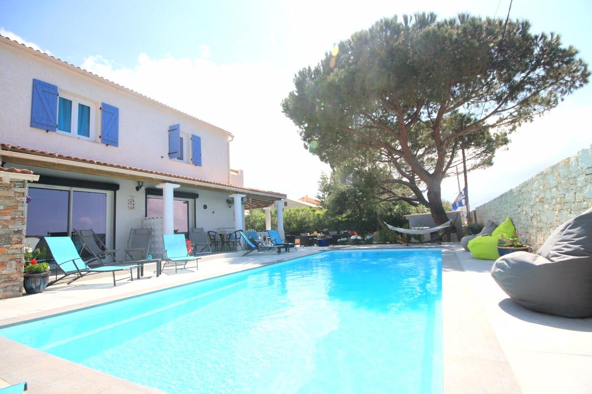 piscine - Location de vacances - Saint-Florent