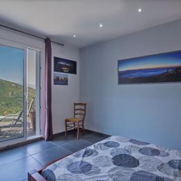 Chambre 2 - Location de vacances - Barbaggio