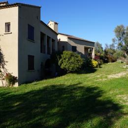 vue de la maison - Location de vacances - Ventiseri