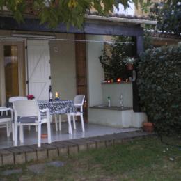 La Terrasse - Location de vacances - Poggio-Mezzana
