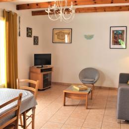 Salon - Location de vacances - Pietracorbara