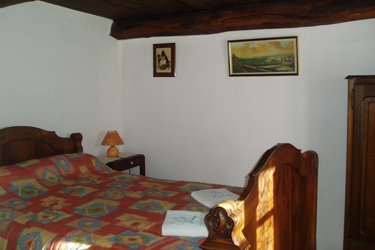 chambre SAVERIA avec lit 140 cm - Chambre d'hôtes - Santa-Maria-di-Lota