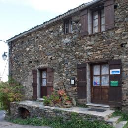 Chez Gilles et Elise à Figarella - Chambre d'hôtes - Santa-Maria-di-Lota