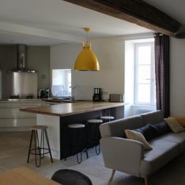 cuisine  - Location de vacances - Saint-Aubin