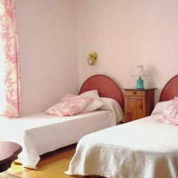 chambre en alcôve - Location de vacances - Dinan