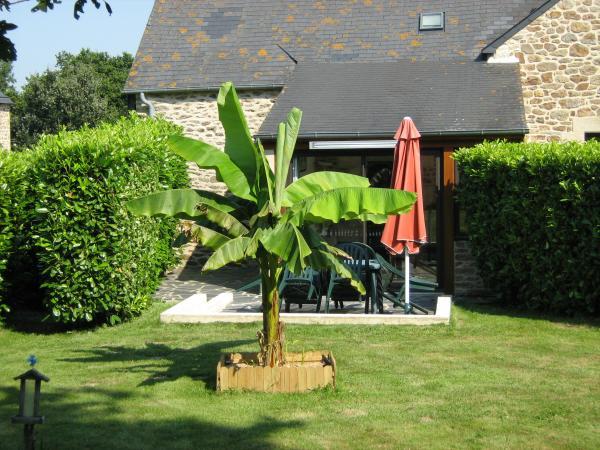 jardin - Location de vacances - Pluduno