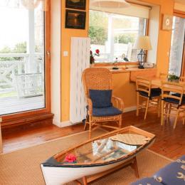 chambre - Location de vacances - Pléneuf-Val-André