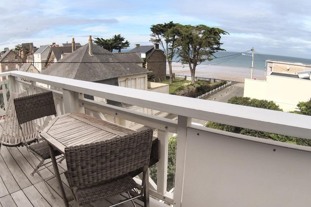 balcon - Location de vacances - Pléneuf-Val-André