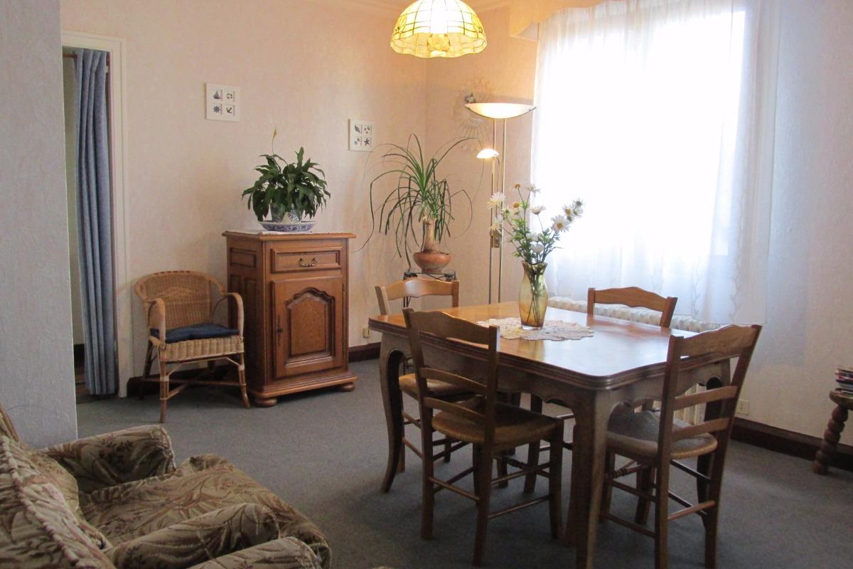 Salon séjour - Location de vacances - Pléneuf-Val-André