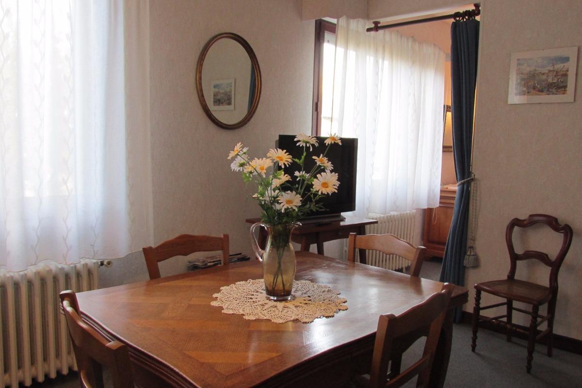 Salon-séjour 2 - Location de vacances - Pléneuf-Val-André