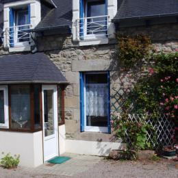 La maison de devant - Location de vacances - Quemper-Guézennec