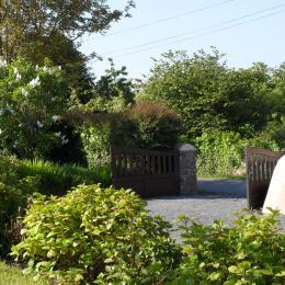 Entrée de la Cour intérieure et son Puits - Location de vacances - Paimpol
