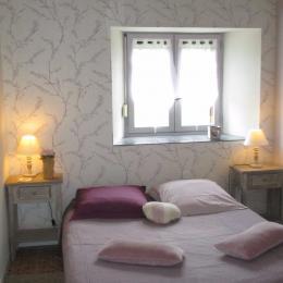 Chambre Roazhon, en RDC, lit 140 - Chambre d'hôtes - Ploubazlanec