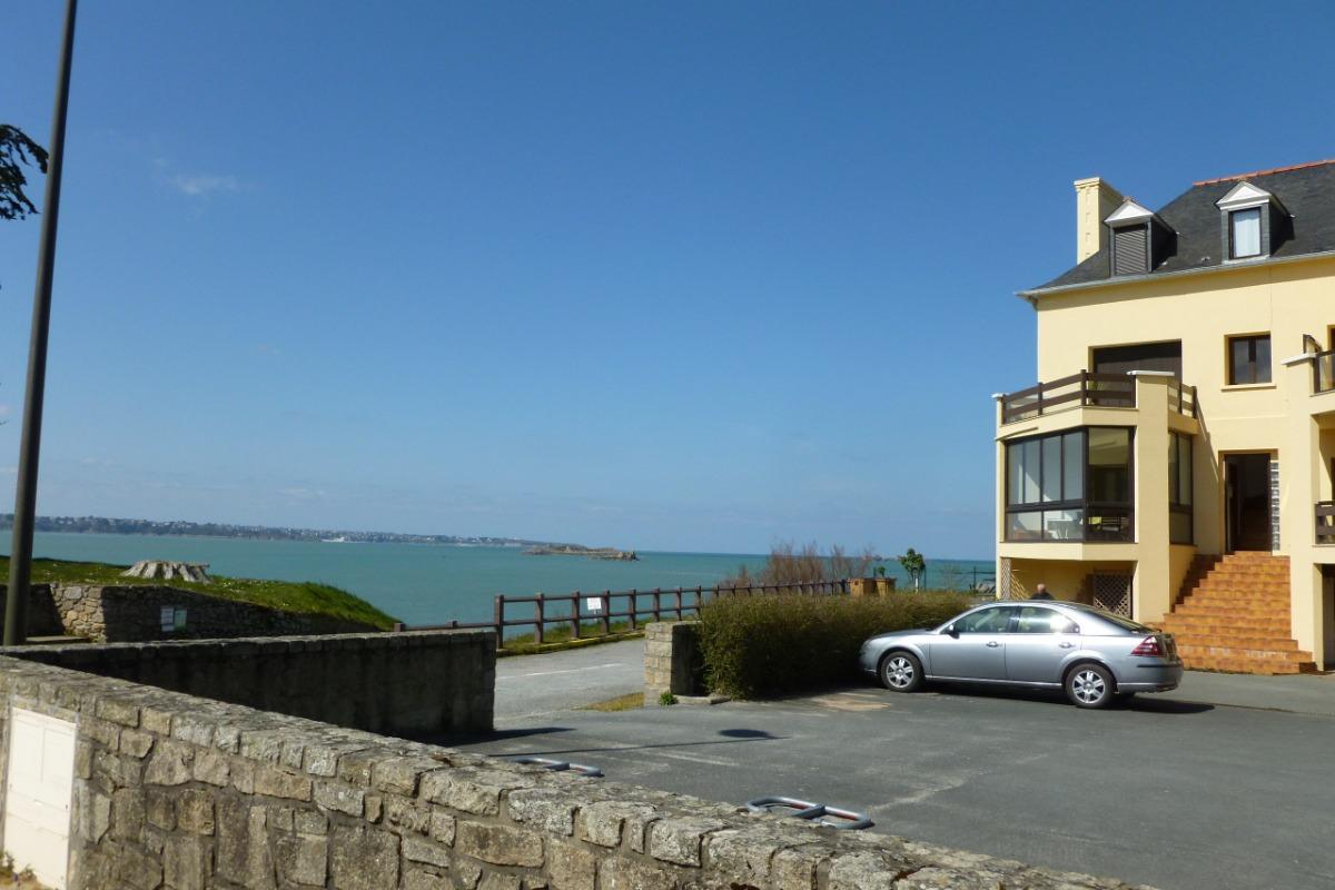 accès à la plage - Location de vacances - Saint-Jacut-de-la-Mer