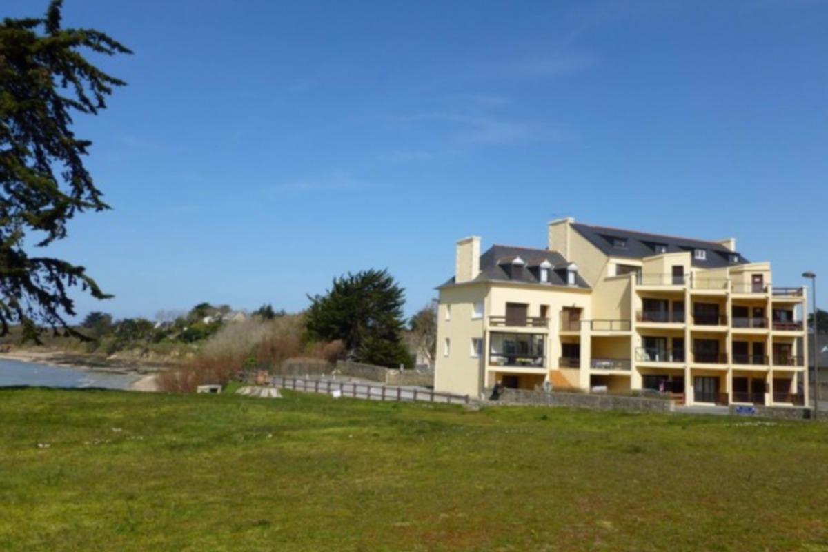 le cottage de la mer vue du parc  - Location de vacances - Saint-Jacut-de-la-Mer