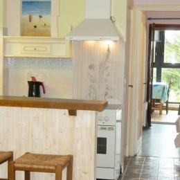 bar et cuisine - Location de vacances - Saint-Jacut-de-la-Mer