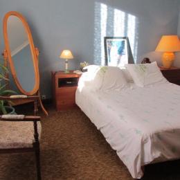 La chambre d'hôte Bleu - Chambre d'hôtes - Pléneuf-Val-André