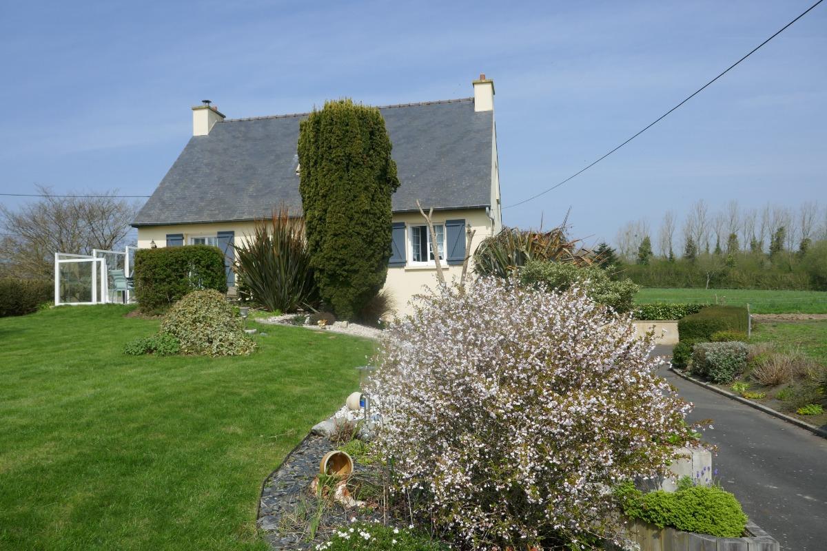 Maison & jardin - Chambre d'hôtes - Morieux