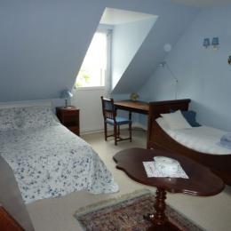 LE PETIT CLOS - Chambres d'hôtes - Baie de Saint-Brieuc - Chambre d'hôte - Ploufragan