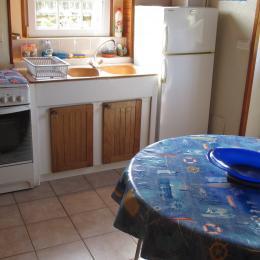 Perennes, location, Trégastel, cuisine - Location de vacances - Trégastel