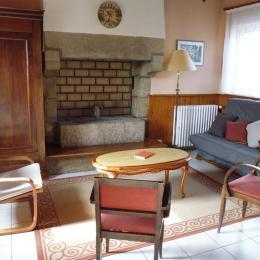 salon/séjour - Location de vacances - Perros-Guirec