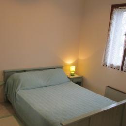 1ère chambre double avec salle d'eau attenante privative - Location de vacances - Erquy