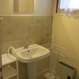 Salle d'eau privative - Location de vacances - Erquy