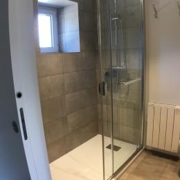 Résidence de la Carquois Fréhel gîte n°9 salle de bains - Location de vacances - Fréhel