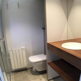 Résidence de la Carquois Fréhel gîte n°2 salle de bains - Location de vacances - Fréhel