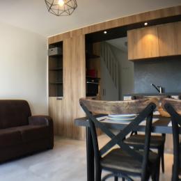 Résidence de la Carquois Fréhel gîte n°3 séjour - Location de vacances - Fréhel